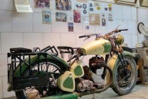 Our BSA M 20, with us for last 25 Years now, we started to restoration work 20 years ago