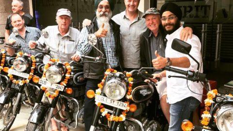 Bikes for rent in Delhi starting @ €16 only